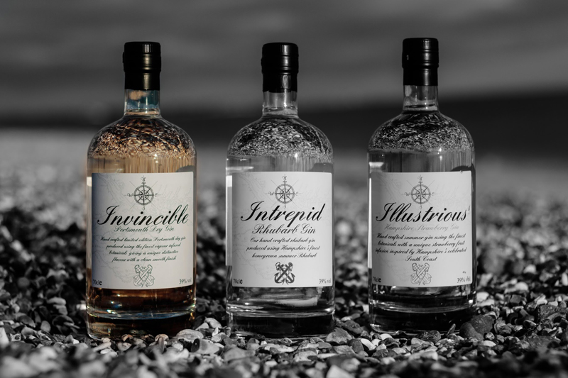 Invincible Portsmouth Dry Gin